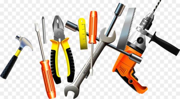 انواع ابزارهای دستی
