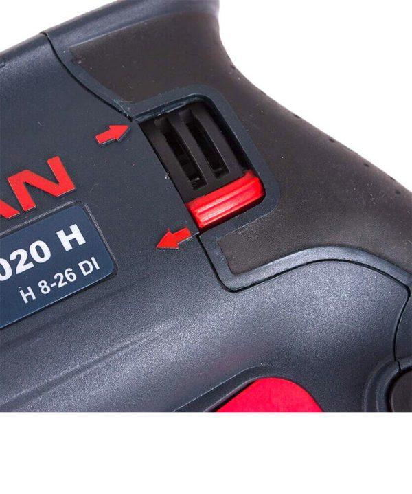 دریل بتن کن توسن مدل 8020H